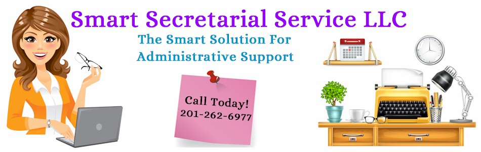 Smart Secretarial Service LLC Bergen County New Jersey